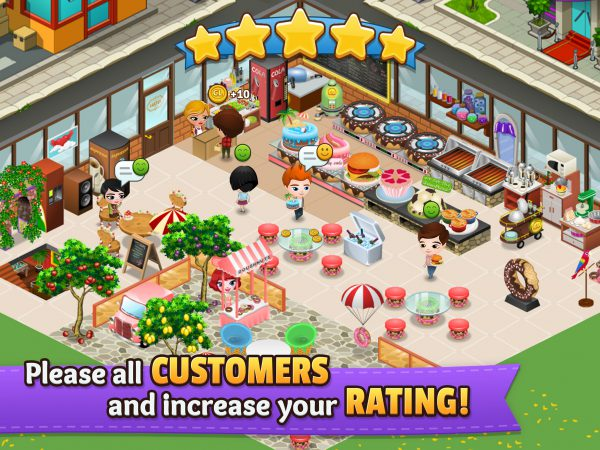 Please all CUSTOMERS and increase your RATING!